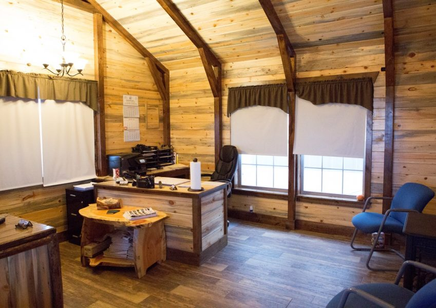 Log Cabin Builders In Wyoming Trailside Structures Llc