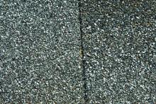 gray shingles