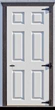 regular door