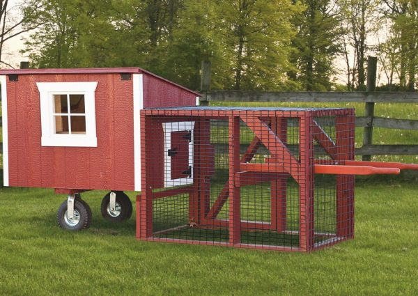 3'x4' Lean-To Tractor.