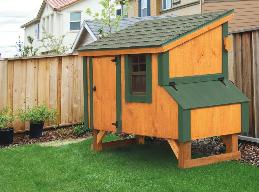 3'x5' Lean-To.