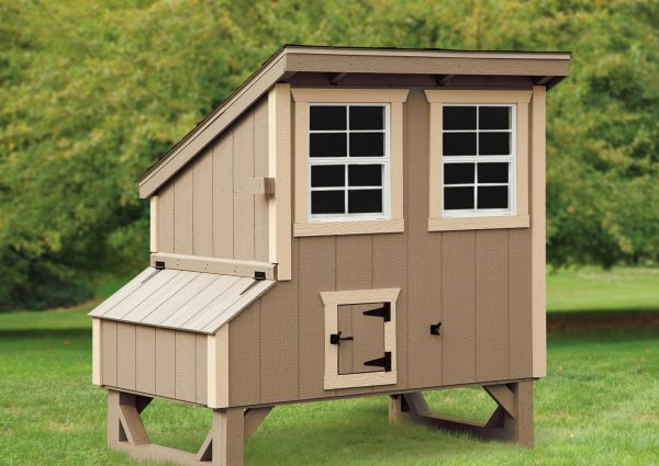 4'x5' Lean-To.
