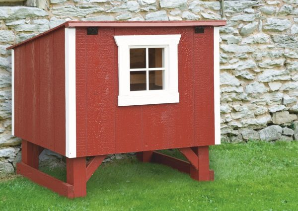3'x4' Lean-To.