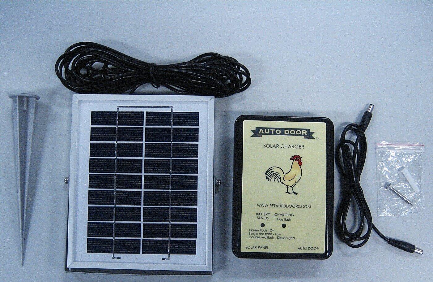 Solar kit.